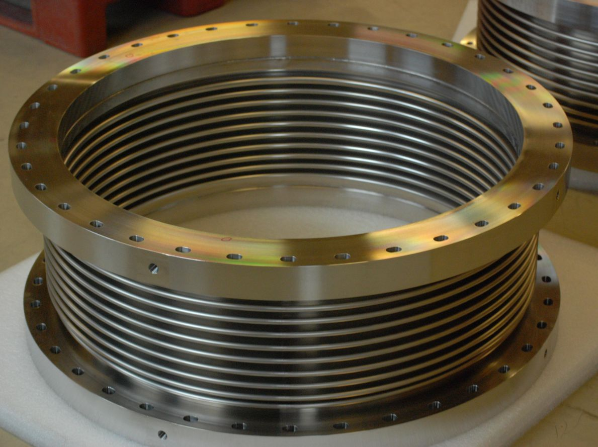 Standard expansion joints